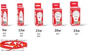 Дешевые и качественные энергосберегающие и светодиодные лампы