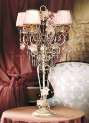 Настольная лампа Pataviumart ручной работы.Италия