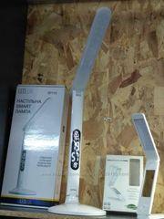 LED лампа настольная LED Lux SP115 с дисплеем Подбор аксессуаров,  чехл